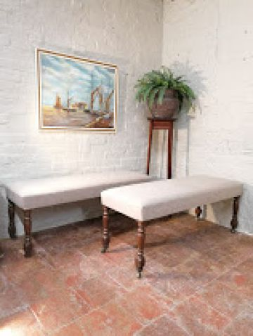 Upholstered Foot Stools